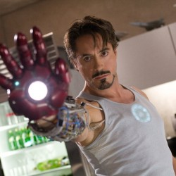 Robert Downey Jr. Says 'Iron Man 2' Tells Story Of 'How A Dysfunctional Family Saves Life On Earth'