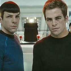 Chris Pine Channels Han Solo for Star Trek