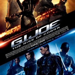 G.I. Joe International Poster Hits the Web!