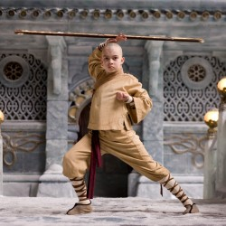 New High-Res Pics from 'The Last Airbender'