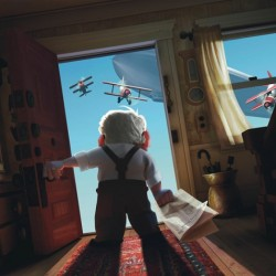 Pixar Soars 'Up' to $21.4 Million