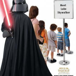 Star Wars Weekends Ads are quite clever
