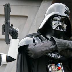 Star Wars 'Dance Off' ?