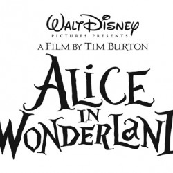 'Alice In Wonderland' Cool Logo