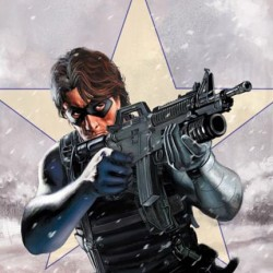 Another Marvel Movie for 2012, Two Sides of Black Widow and Bucky In Capt. America