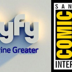 SyFy's Comic-Con 09′ Schedule