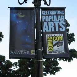'Avatar' Comic-Con Banners, First Look At The Na'vi