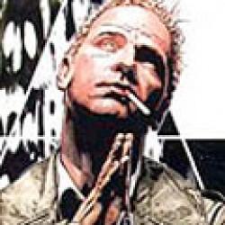 Crime Writer Ian Rankin To Pen 'Constantine' Comic