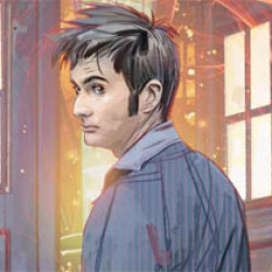 New Time Lord Comic Drops Today 'Doctor Who: Silver Scream'