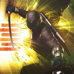 New 'G.I. Joe' Posters of Snake Eyes and Storm Shadow
