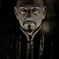 NEW Poster of Sir. Ben Kingsley As NIZAM In Prince of Persia