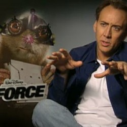 'Nicolas Cage' Wants to Reconceive 'Ghost Rider'