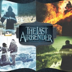 New – THE LAST AIRBENDER Promo Poster