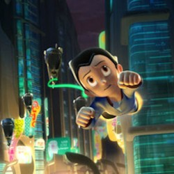 NEW 'Astro Boy' Feature Trailer
