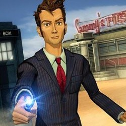 Doctor Who Visits Roswell In Animated Series