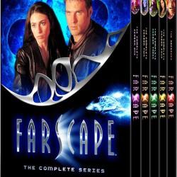 Farscape MegaSet DVD Details Announced!