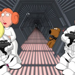 'Family Guy' Heading Back To A Galaxy Far, Far Away