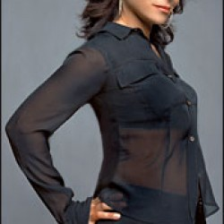 Jasmine Guy Casts Spell on 'VAMPIRE DIARIES'