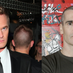 BATMAN Gets A Dose Of NPH And Henry Rollins