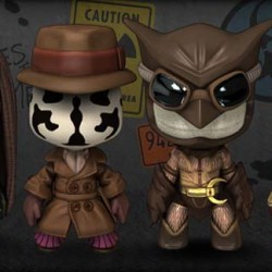 How Cute Are These WATCHMEN? Little Big Planet Costume Kit