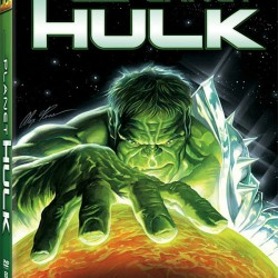 Alex Ross Covers PLANET HULK DVD