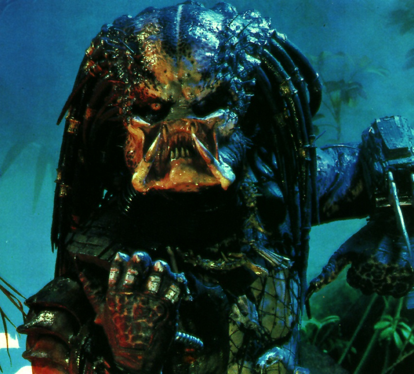 "10 Wonderful Predator Tattoos sneak peek at the new ""Predators"" script dated"