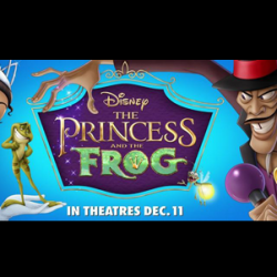 THE PRINCESS AND THE FROG- First 5 Minutes And Featurettes