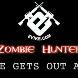 Hunt Live Zombies In LA On Halloween Night!
