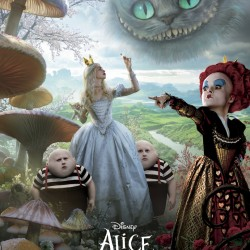Tim Burton's Alice in Wonderland Gets a New Poster
