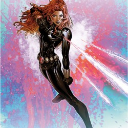 Marvel Unveils BLACK WIDOW: DEADLY ORIGIN