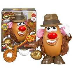 SciFi Mafia Christmas Loot – Day One: Indiana Jones Taters of the Lost Ark