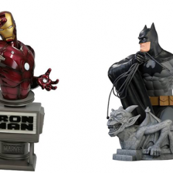 SCIFI MAFIA CHRISTMAS LOOT: Day Three – Batman And Ironman Bust It Out!