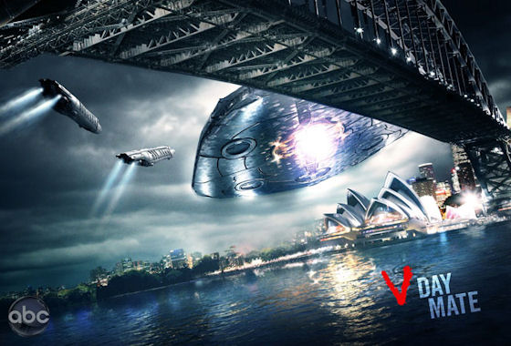 V (The Visitors) [Temporada 1] [Subtitulada] [Avi/350MB]
