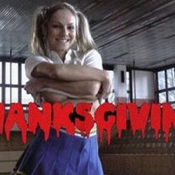 Thanksgiving Grindhouse Style