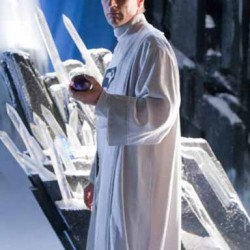 SMALLVILLE: Images of Julian Sands as Jor-El and Who Is Their Dark Archer?