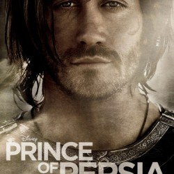 NEW Poster For PRINCE OF PERSIA: The Sands Of Time