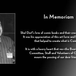 R.I.P. Sheldon Dorf: Comic-Con Co-Founder Dies at 76