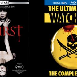 DVD Spotlight: THIRST, WATCHMEN ULTIMATE CUT