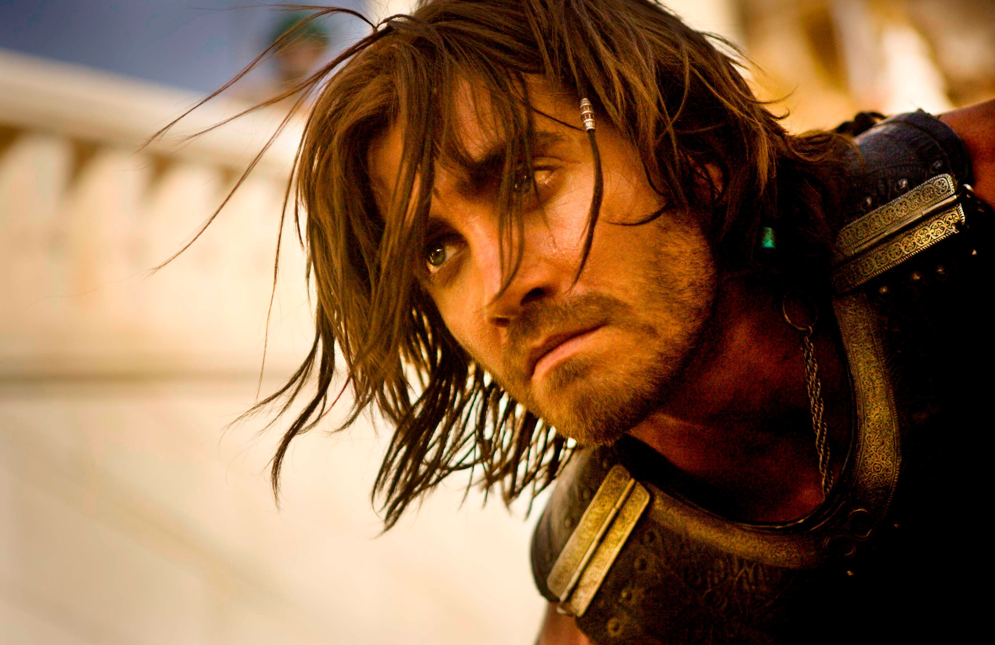 New Prince of Persia: The Sands of Time Images | Gryphon Prince Of Persia Jake Gyllenhaal Hair