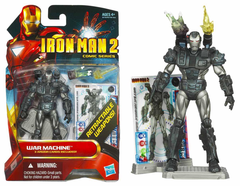 war machine 2 toys
