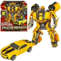 SCIFI MAFIA CHRISTMAS LOOT: Day Seven – Transform And Roll Out, With Ultimate Bumblebee