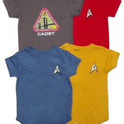 SCIFI MAFIA CHRISTMAS LOOT: Day Ten – Star Fleet Enrolls Babies, Too!