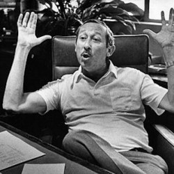 R.I.P. ROY DISNEY: Nephew And Savior Of Walt's Legacy Dies At 79