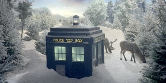 doctor who christmas WIDE