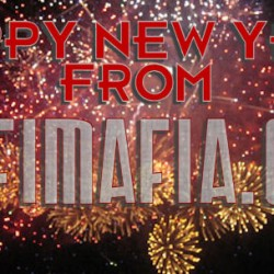 HAPPY NEW YEAR From SciFi Mafia: Watch New Year's Eve 2010 Live from Times Square Right Here!