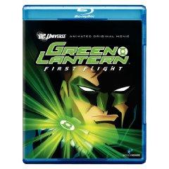 loot greenlantern firstflight blurray dvd