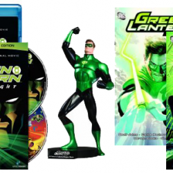 SCIFI MAFIA CHRISTMAS LOOT: Day Eighteen – In Brightest Day, In Blackest Night, GREEN LANTERN Loot!