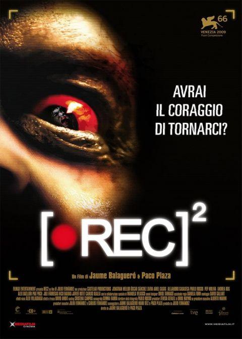 [Rec] 2 (2009) [Horror] - Juli F�bregas, Ferran Terraza, Claudia Silva.