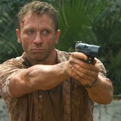 It's Official! Daniel Craig Saddles Up For COWBOYS AND ALIENS