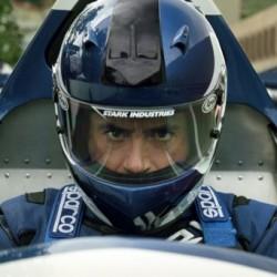 NEW Iron Man 2 Photo: Stark Is Ready To Race